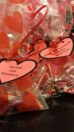 Valentines We Love Our Residents Resident Appreciation