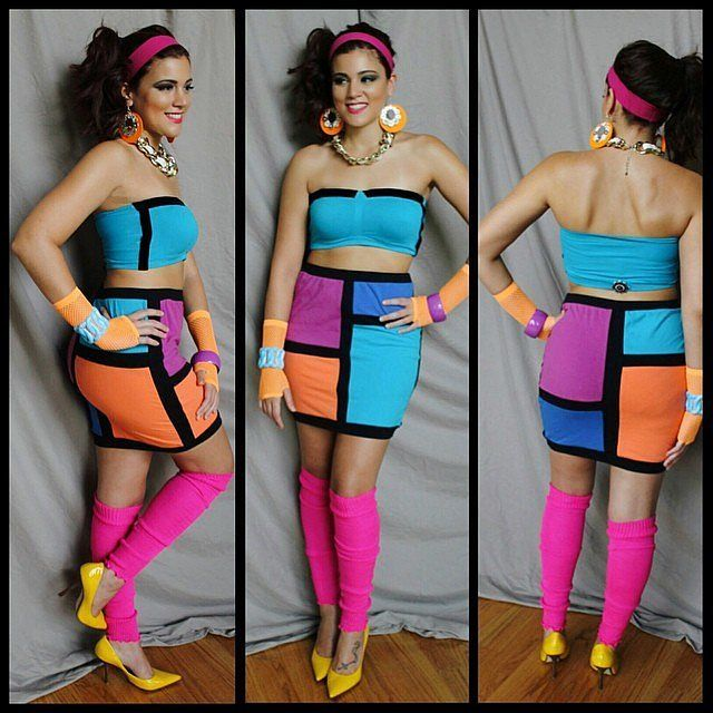 101 Totally Rad Halloween Costumes Inspired by the '80s | 80s ...