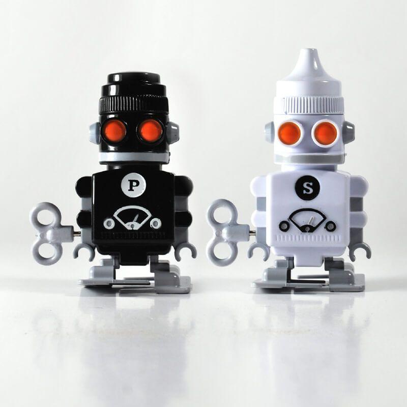 Robotic waiters