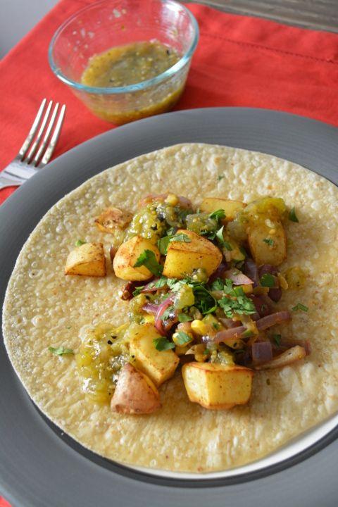 The Best Breakfast Burrito | www.rootformaddie.com