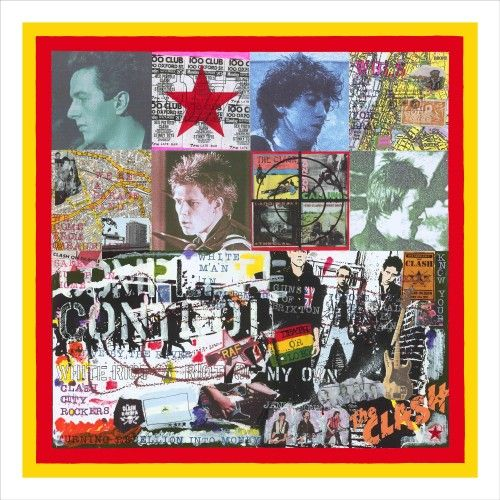 Horace Panter | The Clash | Giclee | Scream Editions | Limited Edition Fine Art Prints | www.screameditions.com