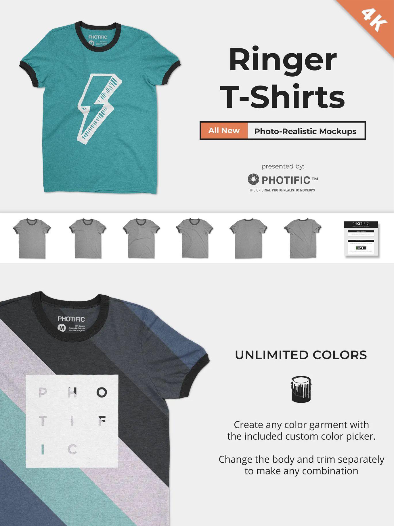 Download Ringer T Shirt Mockups Psd Shirt Mockup Tshirt Mockup T Shirt