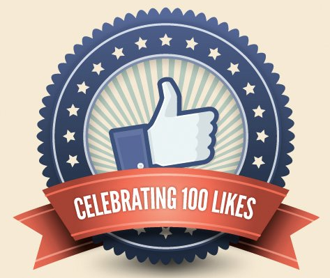 Image result for 100 likes