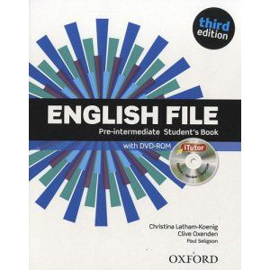 English File Pre Intermediate Third Edition Student S Book Teacher Books Workbook English File