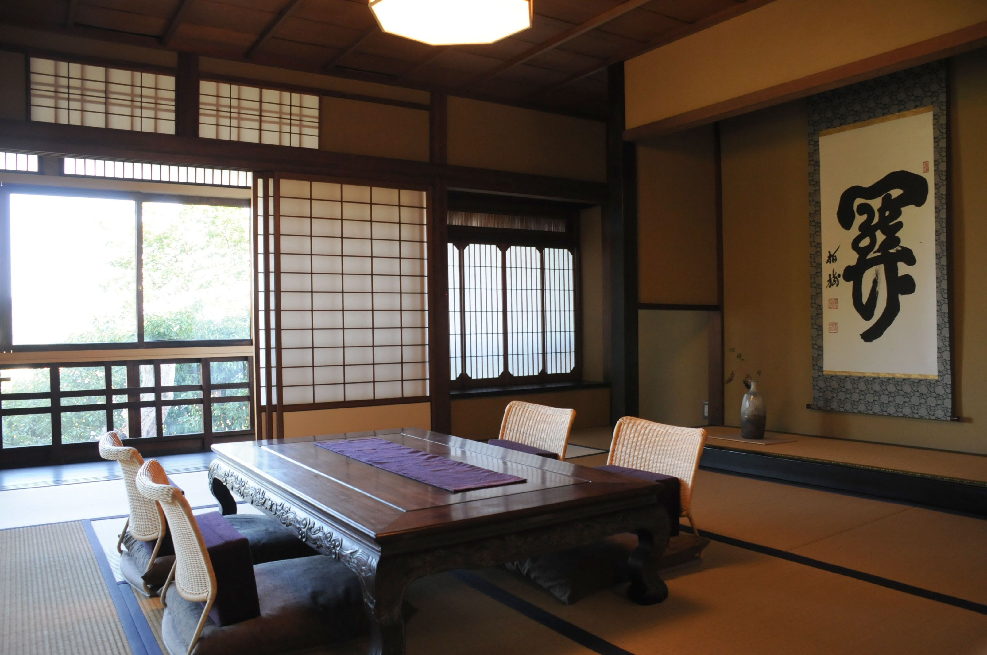 Image Result For Japanese Style Office Japanese Living Rooms