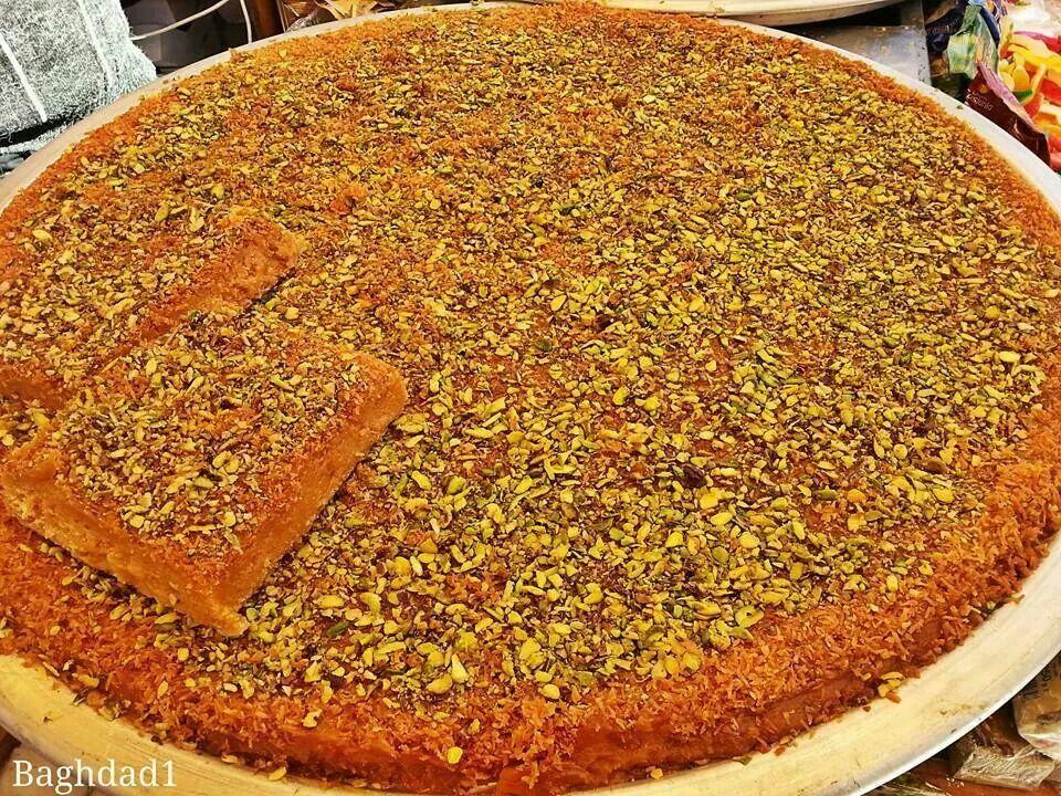 دهينة عراقية Middle Eastern Desserts Arabic Sweets Food