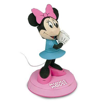 Disney Minnie Mouse Papercraft Crafts Pinterest Paper Crafts