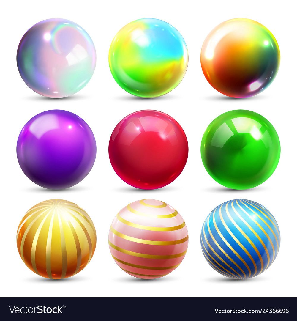 Shine Sphere Set Orb Shining Ball Glowing Vector Image Affiliate Set Orb Shine Sphere Ad Magic Symbols Crystal Magic Globe Vector