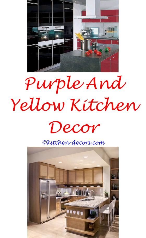 How To Decorate A Kitchen With Orange Countertops Decorative