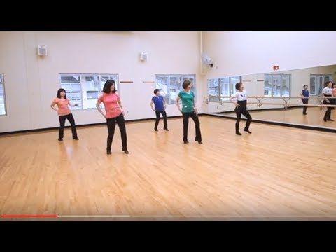 Caribbean Cocktail - Line Dance (Dance & Teach in English & 中文) | Line dancing