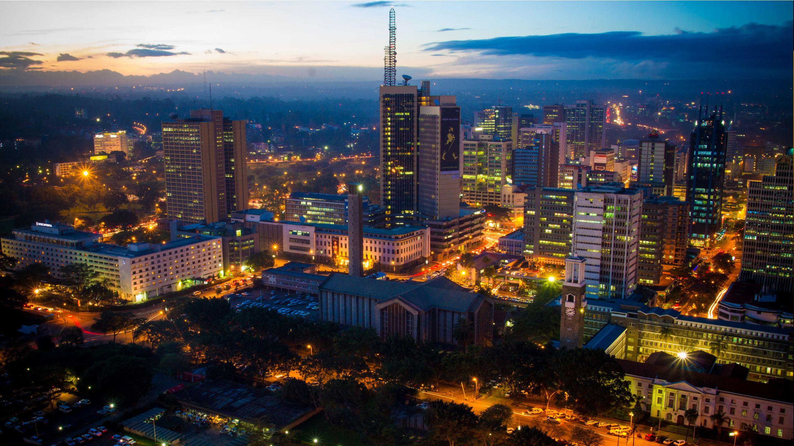 Nairobi Kenya [2560x1440]