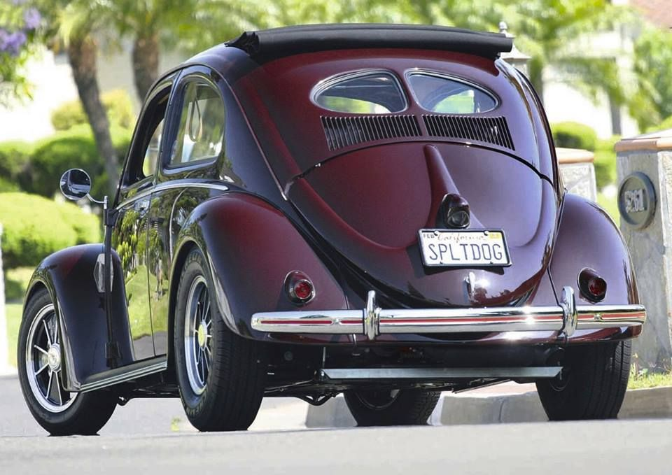 Classic VW.....With the right stance!