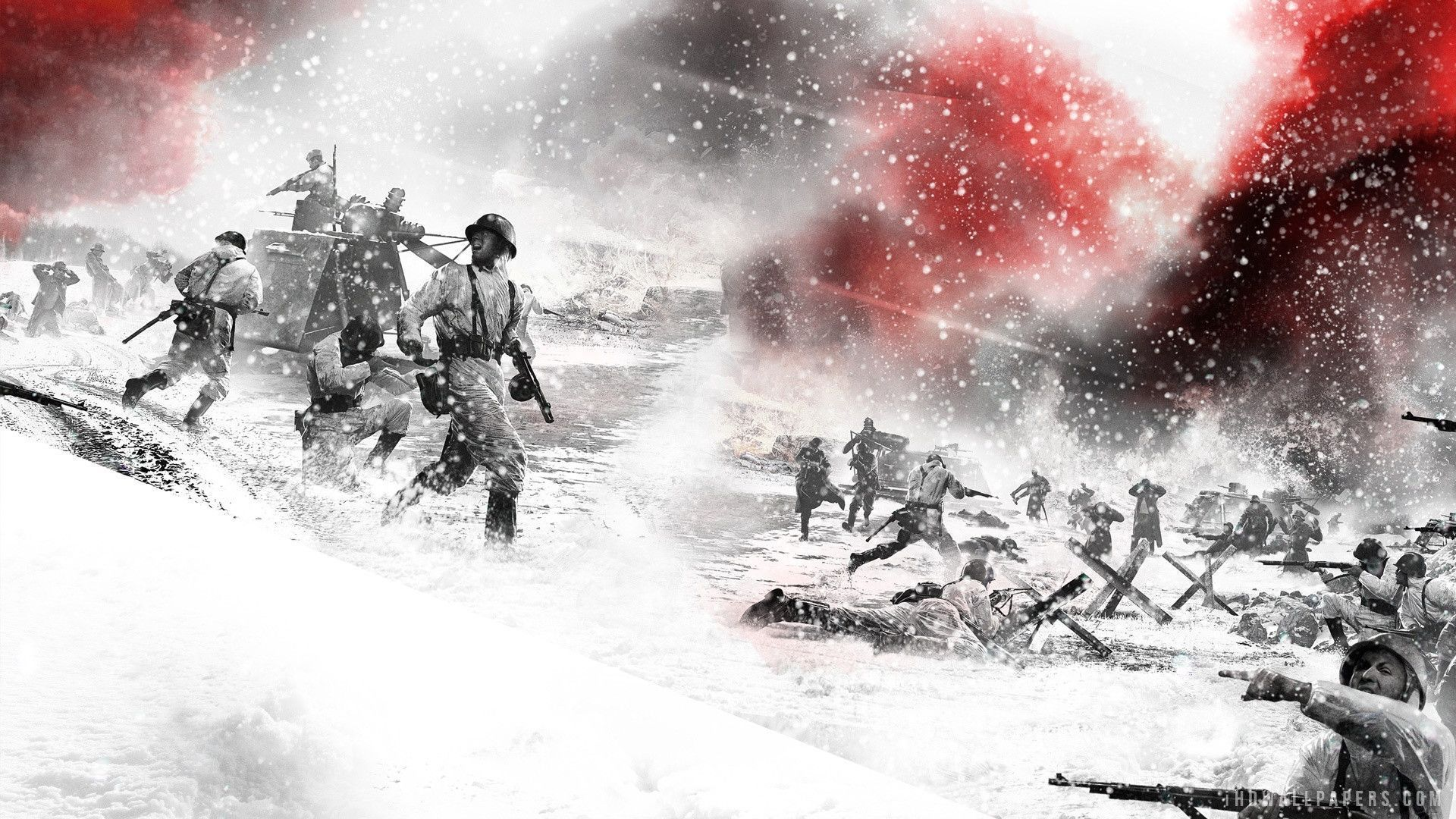 Company of Heroes desktop wallpapers file Mod DB