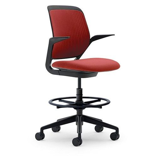 Cobi Swivel Base Stool Lead Time Stools And Conference
