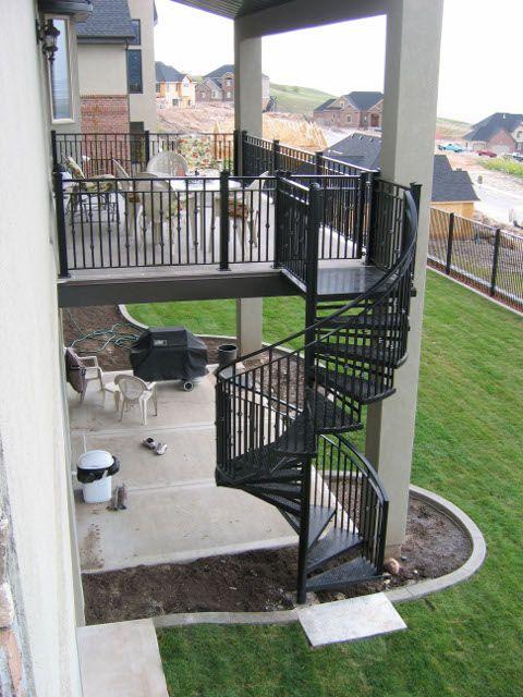 Exterior-Spiral-Staircase-4.jpg 480×640 pixels | Spiral staircase ...