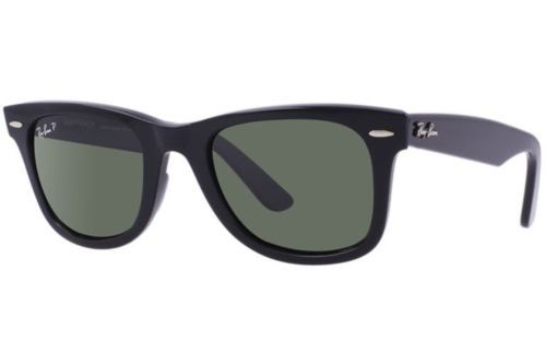 2b53c58e8f6 New Ray-Ban RB2140 901 58 Original Wayfarer Classic Sunglasses Pol 54mm  Lenses
