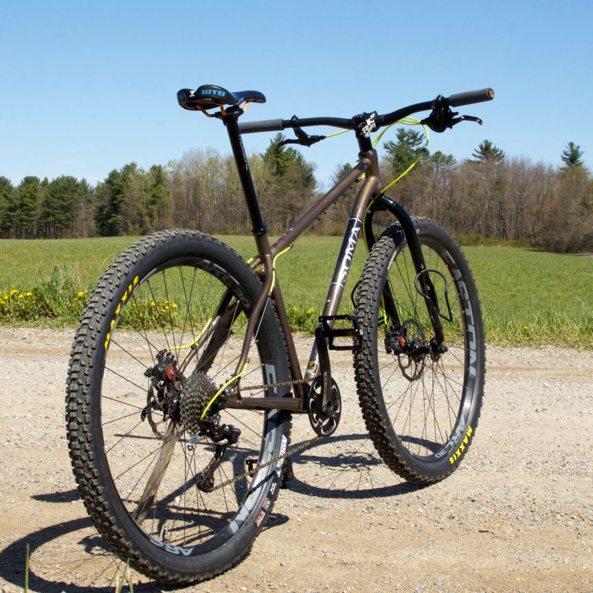 Steel Magnolia: A Review of the Soma Juice 29er