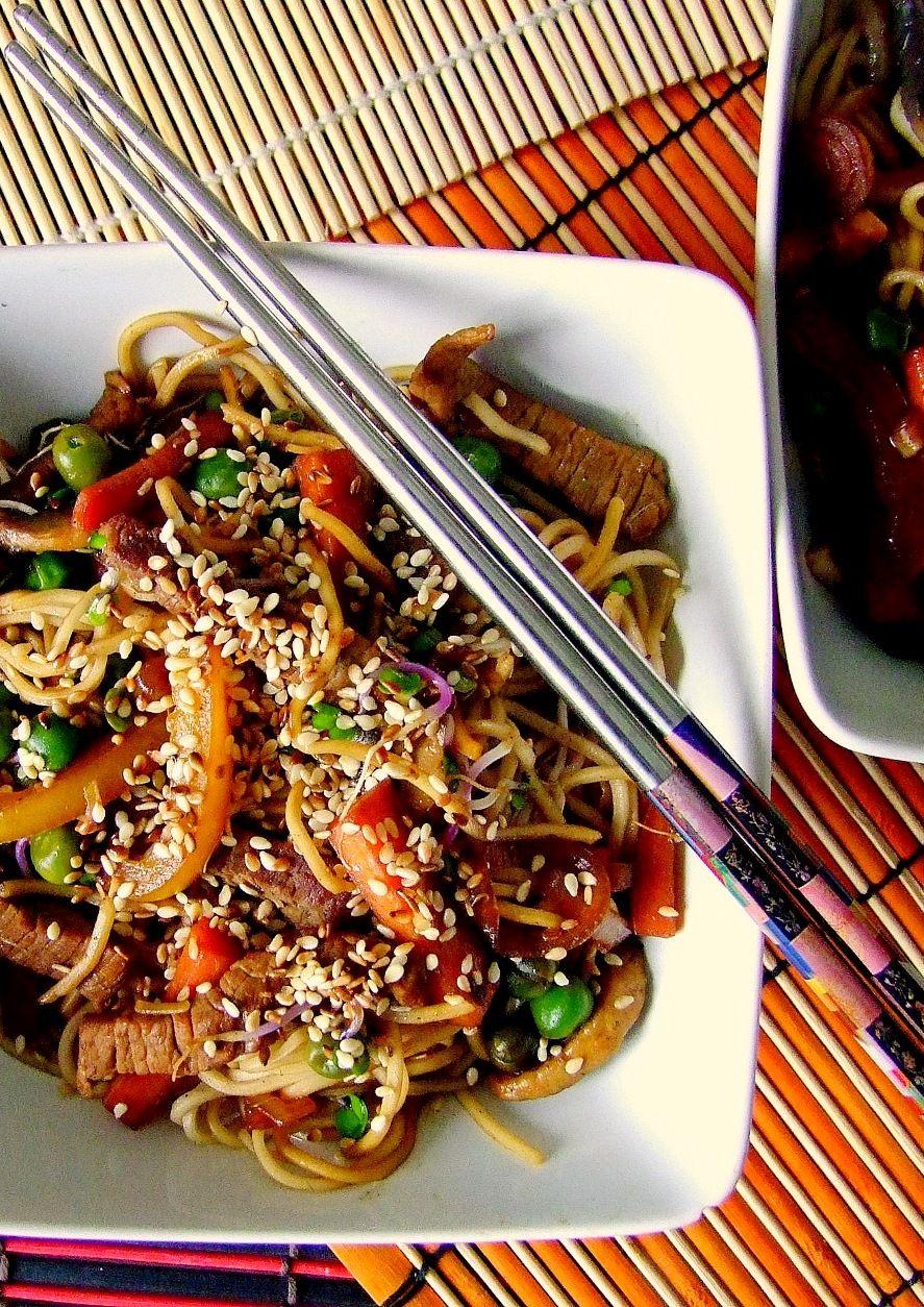 Taka Troche Chinszczyzna Polszczyzna Poniewaz Przepis Nie Bazuje Chinskich Skladnikach Za To Na Bardzo Latwo Dostepnych Culinary Recipes Workout Food Cooking