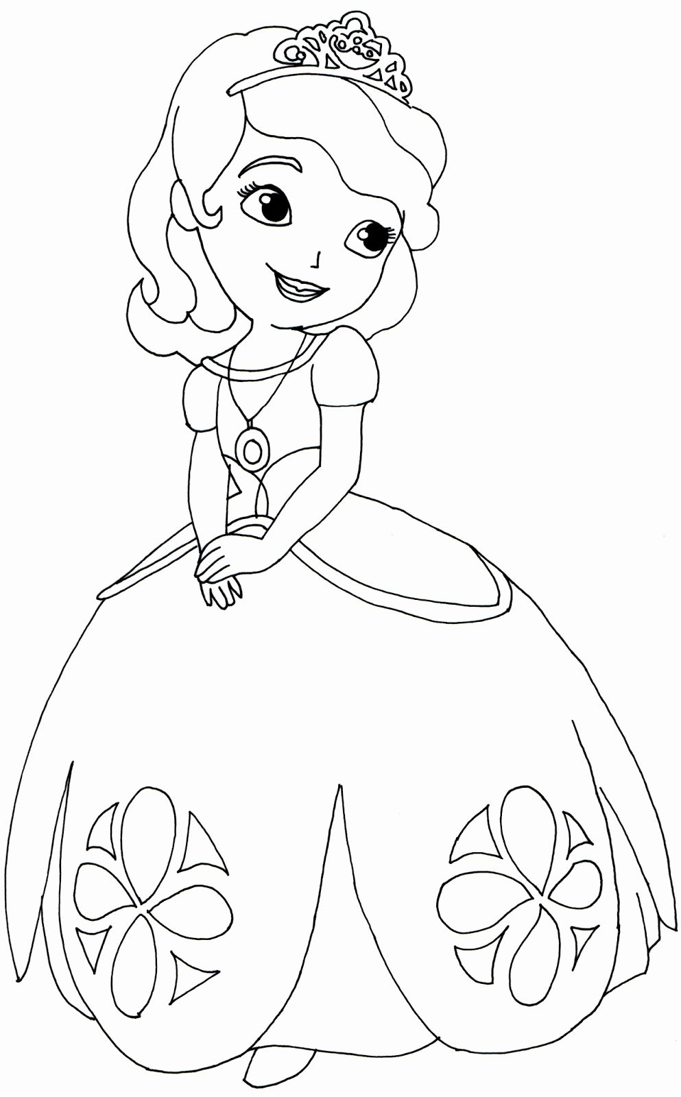 Sofia The First Coloring Book Best Of Sofia The First Coloring