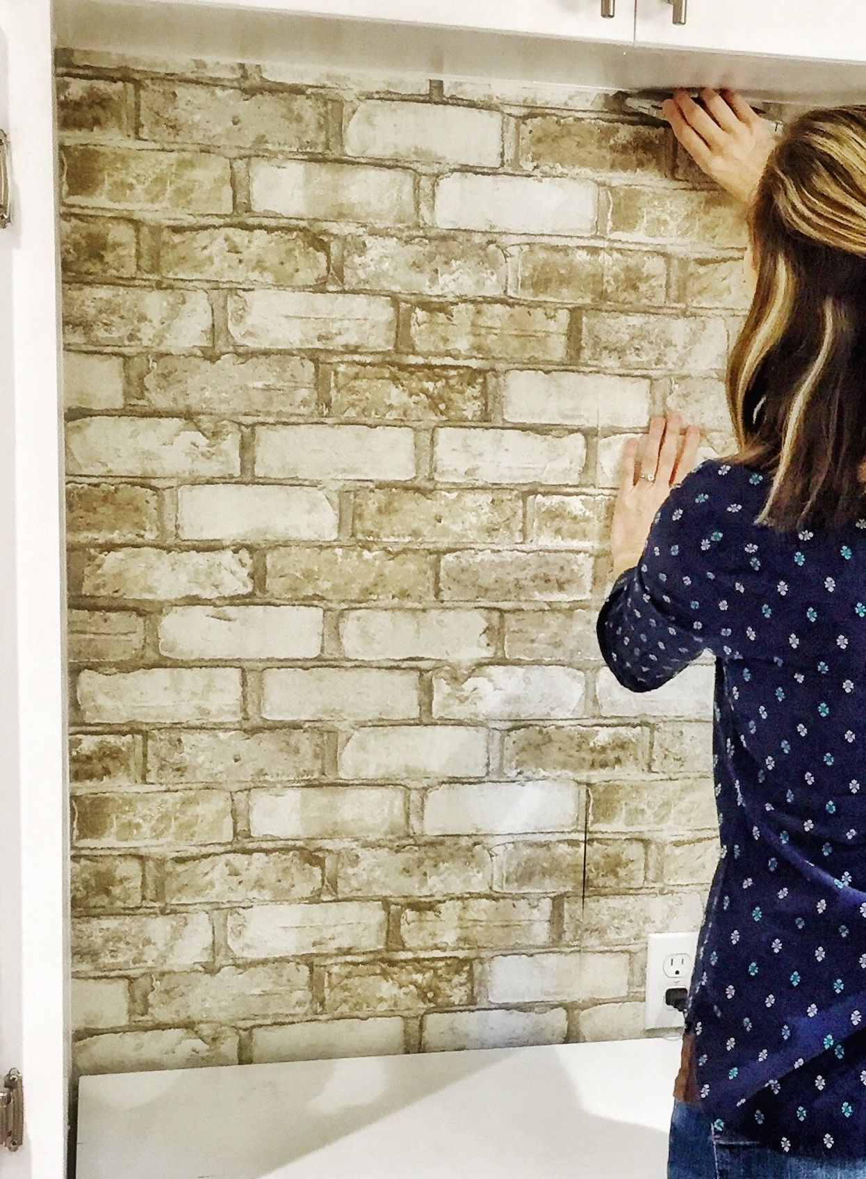 How To Apply Wallpaper Peel And Stick Vs Regular Wallpaper How To Apply Wallpaper Peal And Stick Wallpaper Peel N Stick Wallpaper