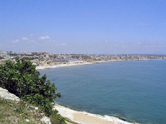 Narrow Coastal Plains Syria History Project Syria Tourism