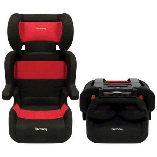 Harmony Folding Travel Booster Car Seat
