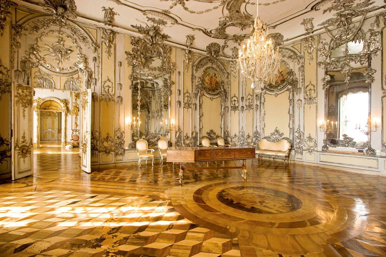 Lesfressange89 New Palace Castle Rooms Inside Castles