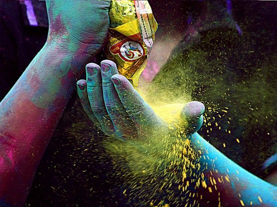 Color splash