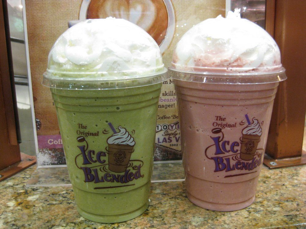 17 The Ice Blended Drinks At Coffee Bean Became A Major Driver In Bringing Our Group Together To Trek Off Blended Drinks Coffee Beans Downtown Santa Barbara