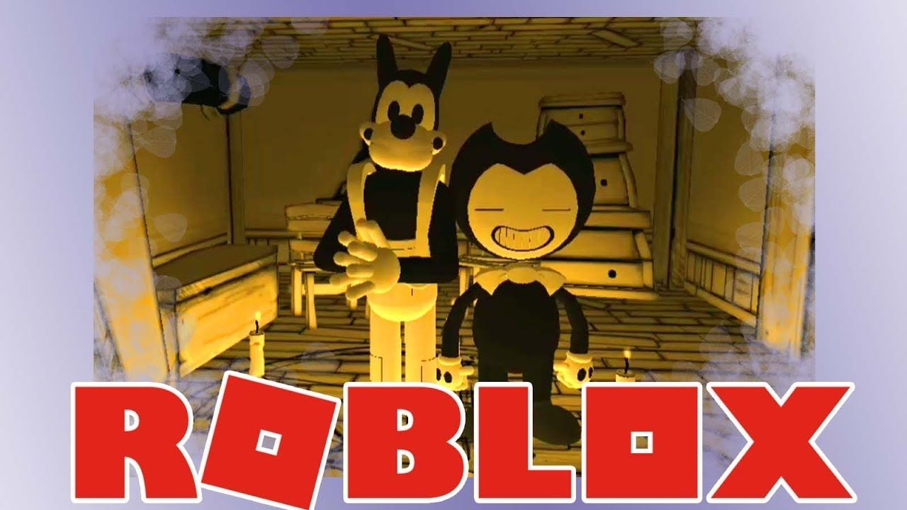 Roblox Bendy And The Ink Machine Roleplay Map The Ink Well