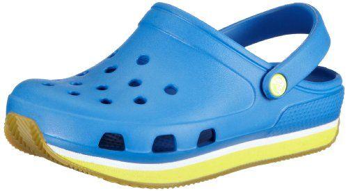 4862007f6645f crocs Crocs Retro Clog Kids 14006 Retro Clog K - K - Zuecos para niñas