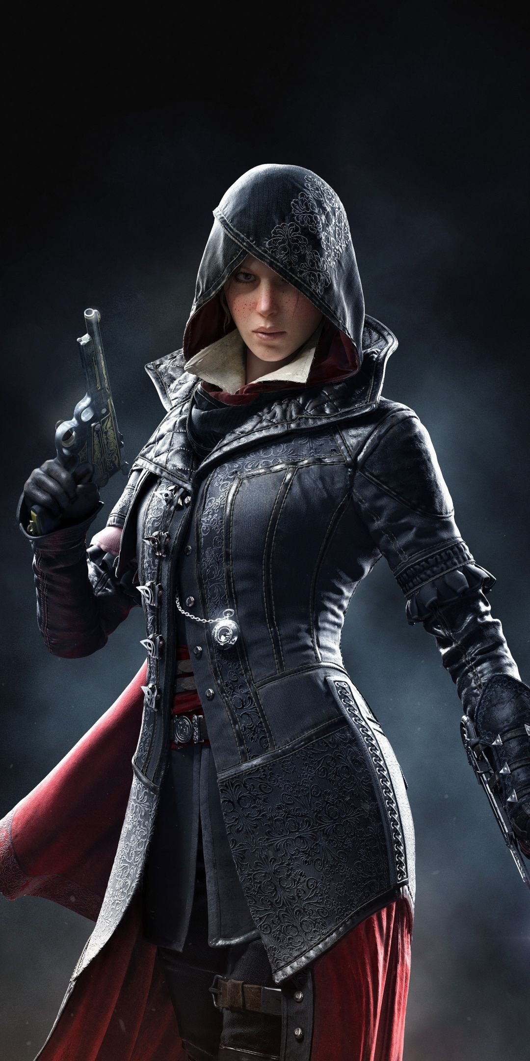 Assassin S Creed Syndicate Video Game Girl Warrior Art