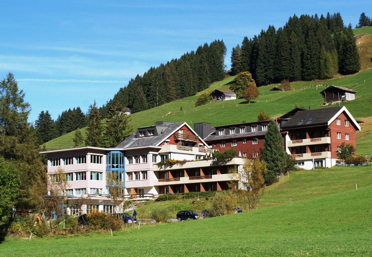 VCHHotel Familienhotel Alpina Adelboden Berner Oberland Schweiz - Hotel alpina adelboden