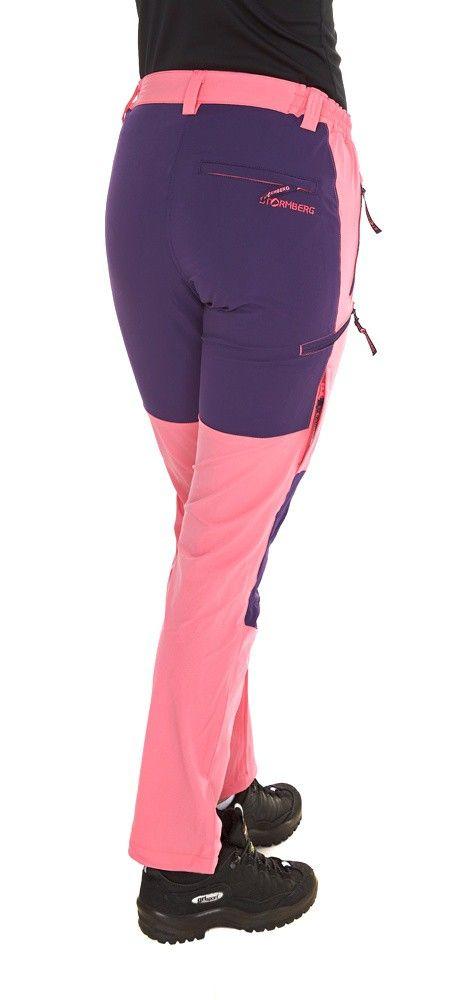 Bergset stretch-housut naiset