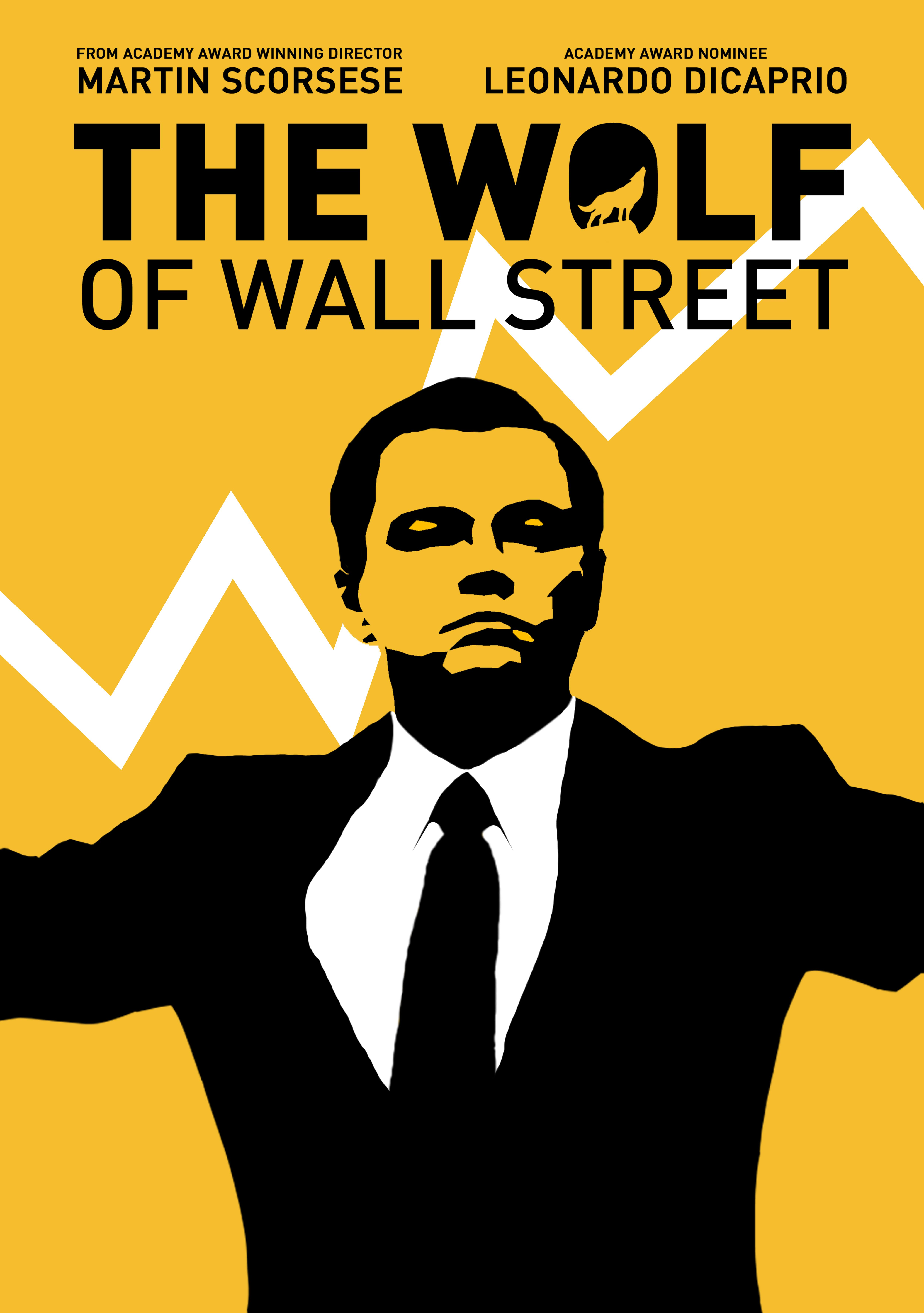 the wolf of wall street the show goes on poster by on the wolf of wall street id=54942