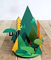 Image result for cut out paper illustration