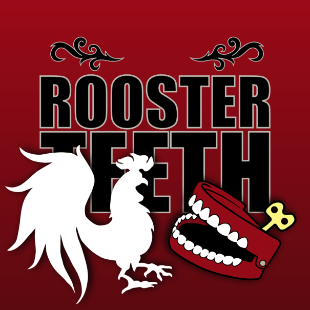 James Buckley Joins Rooster Teeth S Roster Of Gaming Channels Rooster Teeth Rooster Buckley