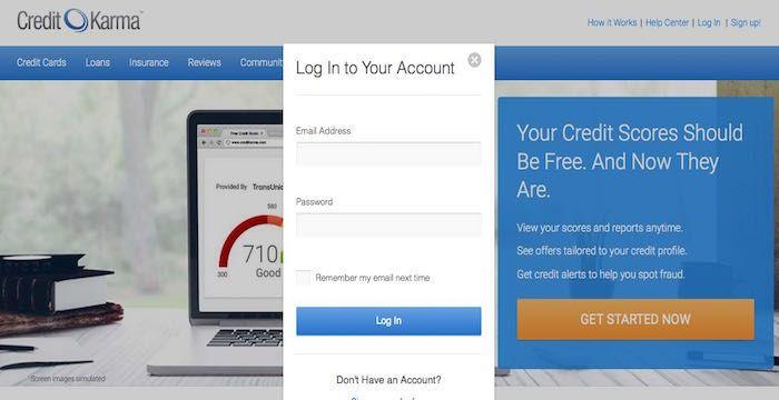 Element Fleet Login >> Credit Karma Login Business Credit Cards Karma Credit Score
