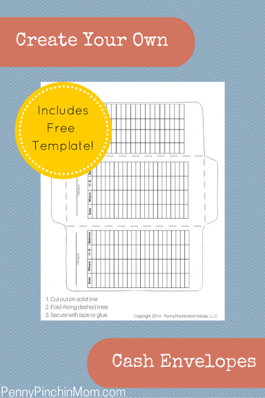 i hate spending mo eu on envelopes so i can save money this site has great tips to get out of debt and also this free template to print and fold the