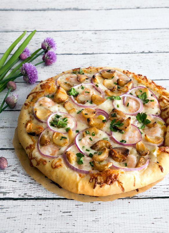 Stinking Rose Pizza Clone PIZZA Pinterest Pizzas, Shrimp pizza - California Pizza Kitchen Chicago