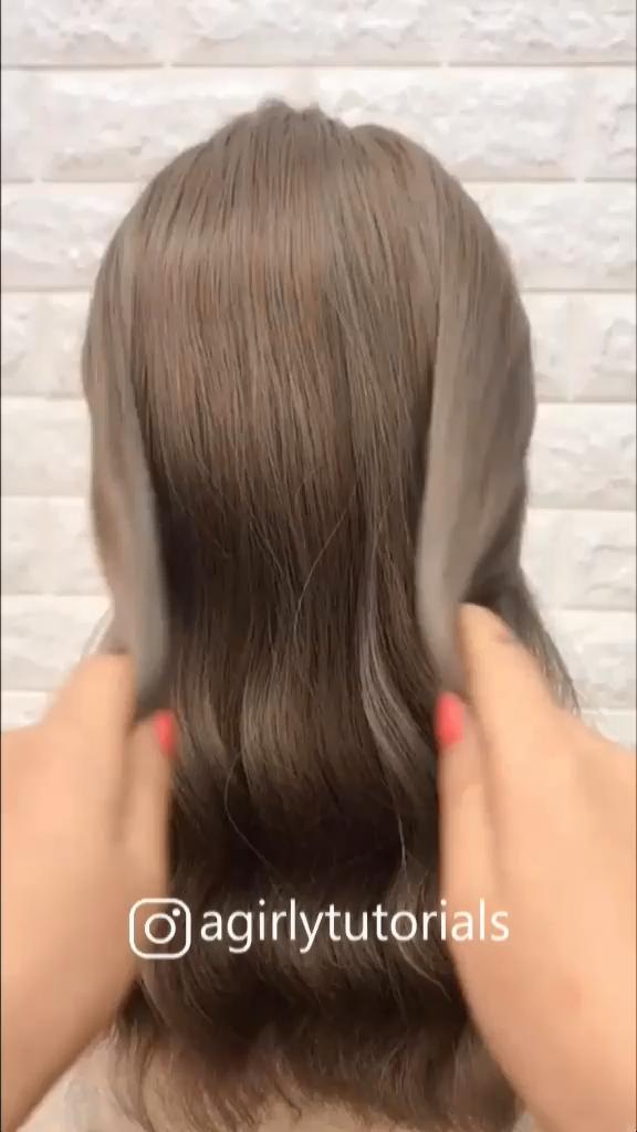 #Unique #Hair #Style