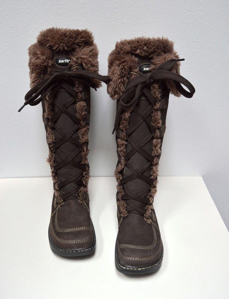 Fur Kalso Negative Heel | Earth boots