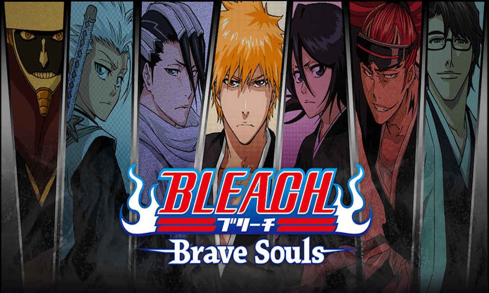 Bleach: Brave Souls' Mobile Game Now Available On iOS