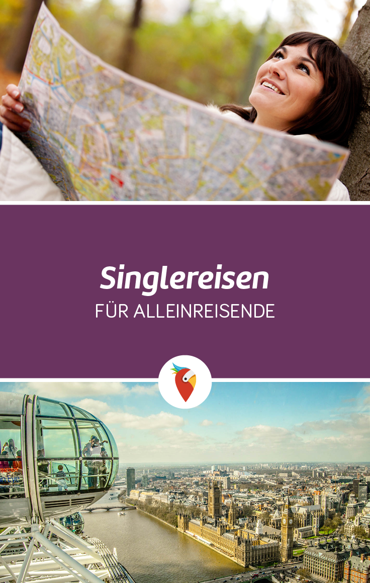 Wohin als single frau reisen