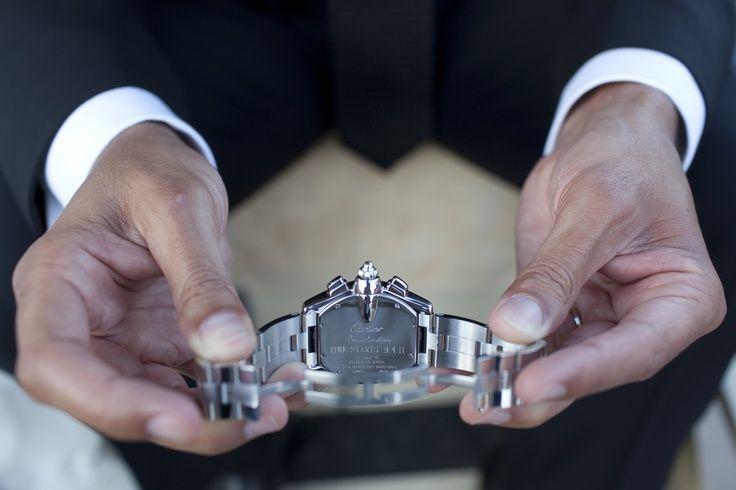 Destin Beach Wedding Gifts Part 2: Bride\'s Gift to Groom   Wedding ...