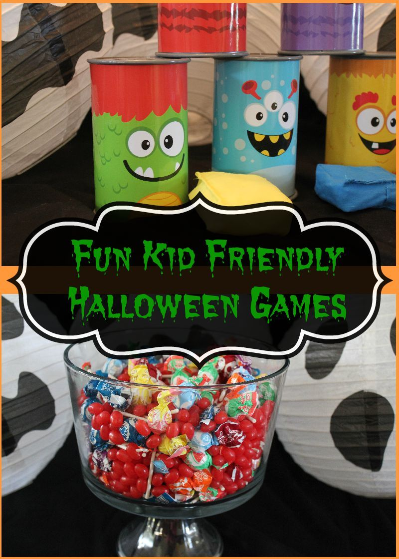 Fun Kid Friendly Halloween Games | Plays, Halloween and Party and play