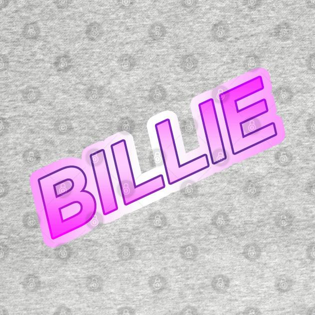 Billie Singer T Shirt Teepublic Billie Shirts Billie Eilish