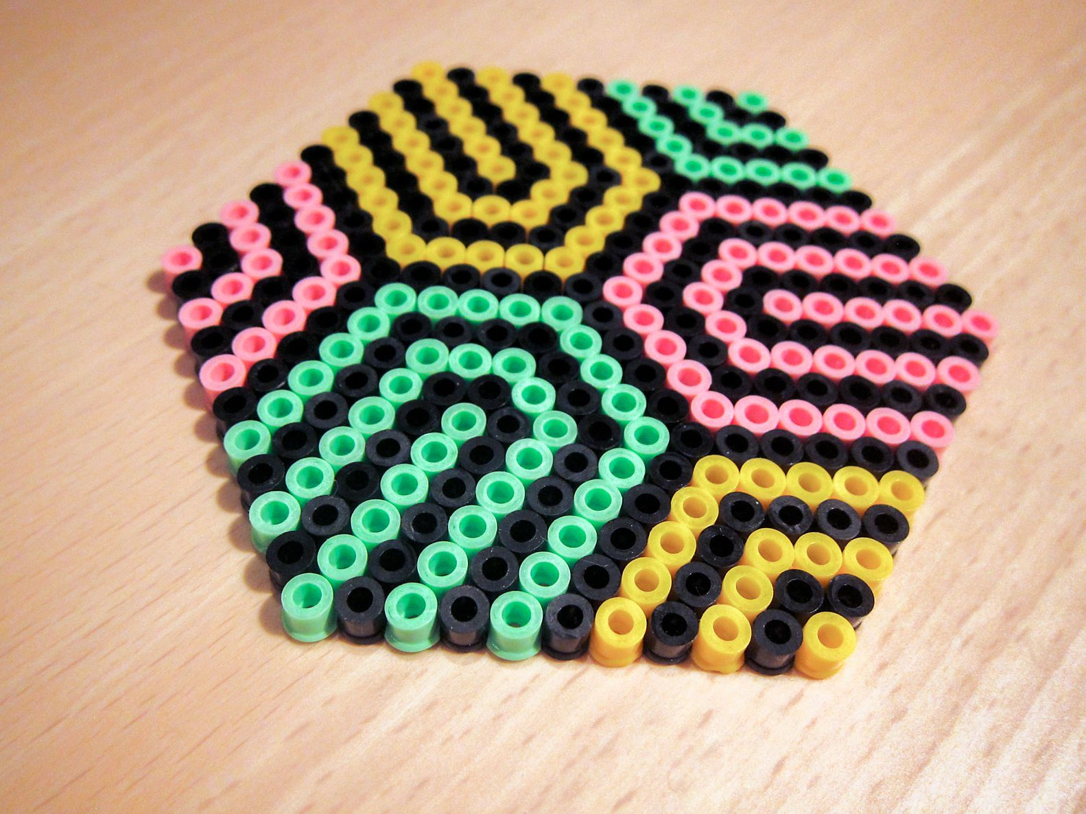 hama bead design by villi ingi hama perler beads. Black Bedroom Furniture Sets. Home Design Ideas