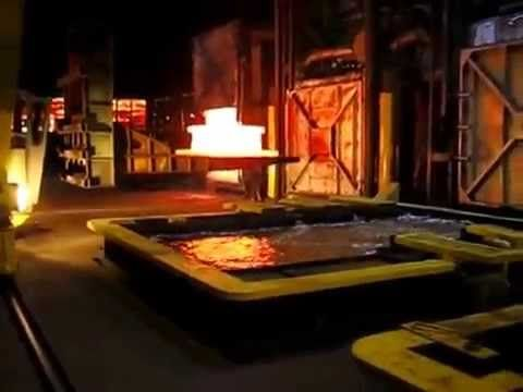 Complete Heat Treating Heat Treat Quenching Demonstration Heat