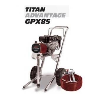 0509036 Titan Advantage Gpx 85 Airless Paint Sprayer Paint Sprayer Sprayers Power Sprayer